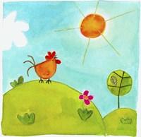 Rooster Fine Art Print