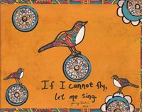 If I Cannot Fly Fine Art Print