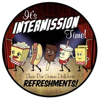 Intermission Refreshments Fine Art Print