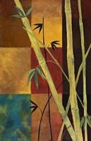 Bamboo Abstract 2 Fine Art Print