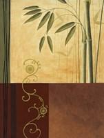 Bamboo Trellis Fine Art Print