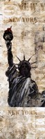 Liberty Expression Fine Art Print