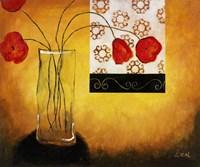 Red Poppies I Framed Print