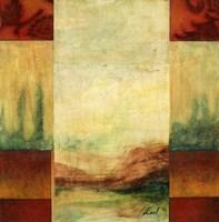Tuscany II Framed Print