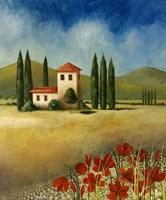 Cypress II Fine Art Print