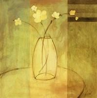 Vase I Framed Print