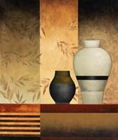 Pair of Vases I Fine Art Print