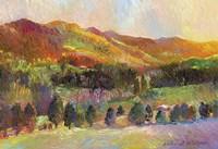 Colorado Sunset Fine Art Print