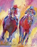 Derby 10 Fine Art Print