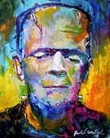 Frankenstein Fine Art Print