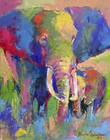 Elephant 1 Fine Art Print