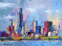 Chicago 5 Fine Art Print