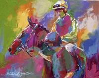 Jockeys Fine Art Print