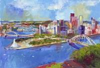 Pittsburgh Fine Art Print