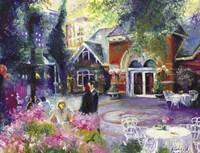 Tavern On The Green Fine Art Print