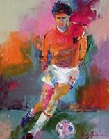 Soccer 1 Fine Art Print