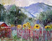 Foothills Fine Art Print