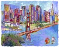 San Fran 1 Fine Art Print