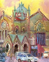 Church Fine Art Print