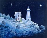 Stille Night Fine Art Print