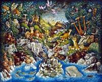 Noah's Quandary Fine Art Print