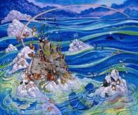 Noah's Triumph Fine Art Print