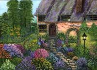 The Garden Fine Art Print