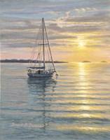 Resting Sails Fine Art Print