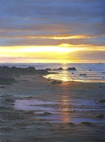 Sunscape Fine Art Print