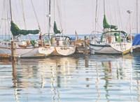 Yacht Club Fine Art Print