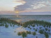 Fort De Soto Sunset Fine Art Print