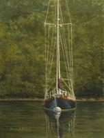 Essex Sailboat Fine Art Print