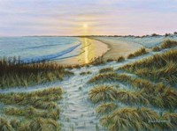 Watch Hill Sunset Fine Art Print