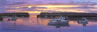 Rockport, Ma Sunset Fine Art Print