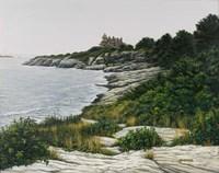 Castle Hill Inn Fine Art Print