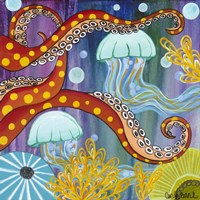 Jelly Fish Fine Art Print