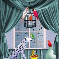 Bird Dogs VIII Fine Art Print