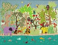 Jungle Beasts Fine Art Print