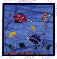 Tropical Fish 2 Fine Art Print