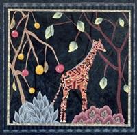 Giraffe II Fine Art Print