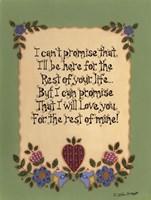 Life's Lessons II Framed Print