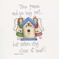 Close At Heart Fine Art Print