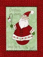 Christmas Dreams Fine Art Print
