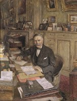 Louis Loucheur Fine Art Print