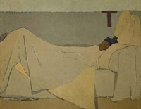 In Bed (Au lit), 1891 Fine Art Print