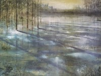Water Trees Fine Art Print