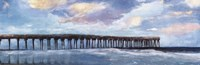 Coastal Hush III Fine Art Print