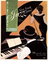 Minton's Playhouse Fine Art Print