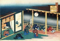 A Ritual for the Full Autumn Moon Fine Art Print