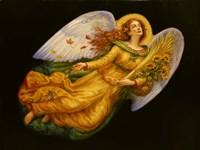 Angels 4 Fine Art Print